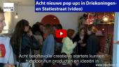 Acht nieuwe pop ups in Driekoningenstraat en Statiestraat Berchem TV Pop up to Date