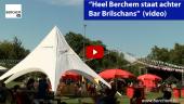 Heel Berchem staat achter Bar Brilschans Berchem Tv Janick Dorré