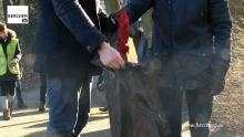 Scouts ruimen uit dank speeltuinen van Berchem op Berchem TV